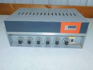 Vintage Bogen Challenger Amplifier - Solid State