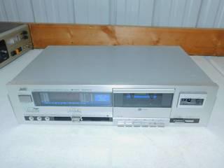 Rare Vintage KD-D40 Stereo Cassette Tape Deck Player Recorder