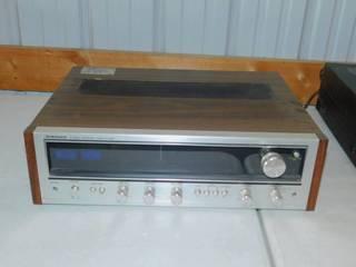 Vintage Pioneer Stereo Receiver