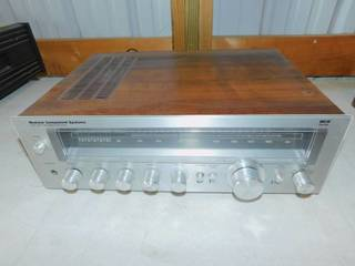 Vintage Modular Component Systems AM/FM Stereo Receiver