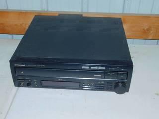 Vintage Pioneer Laser Disc Player