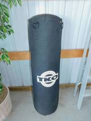 TKO Pro Heavy Black Boxing / Punching Bag