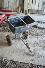 Agri-Fab 175 Pull Type Broadcast Spreader
