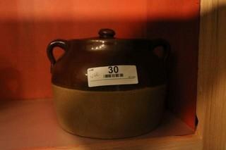 Uhl Bean Pot