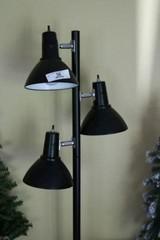 Floor Lamp And B.O. Wall Clock