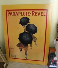 Large Artist-Signed Picture/Print