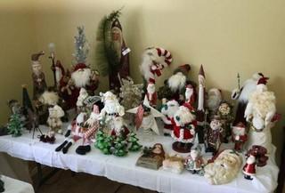 Large Assortment of Christmas Decor