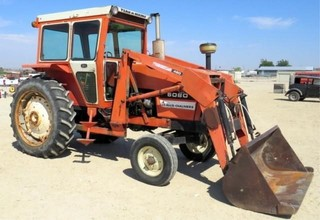 G-526 Allis Chalmers 6080 Tractor