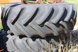 4 Combine Tires