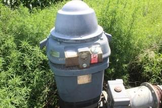 Irrigation Motor & Pump- New Motor 2016