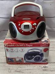 Supersonic Portable CD/MP3 Player