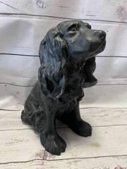 Vintage Dog Statue 11