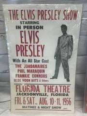 Elvis Presley Cocert Poster 14