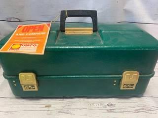 Antique UMCO 204u Tackle Box
