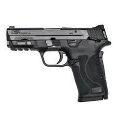 Smith & Wesson M&P Shield EZ (Easy slide pull)