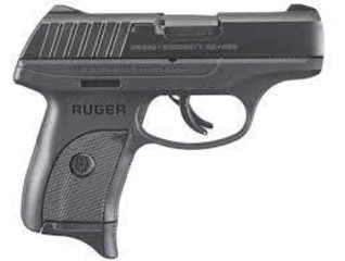 Ruger EC9s 9mm 3.1 Black