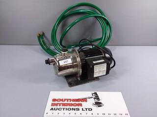 Simer Electric Water Pump