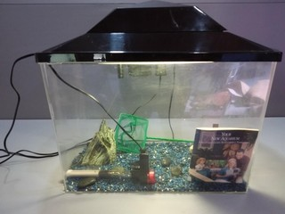 Fish Aquarium 10 Gallon