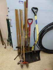 Long handled tools