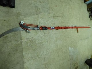 Pruning saw - telescoping