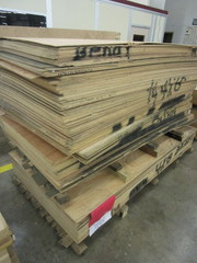 BENDING PLY SHEET GOODS