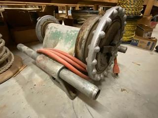 Rigid 300 pipe threader