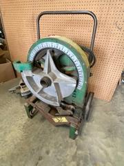 Greenlee pipe bender
