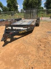 Pequea flatbed trailer