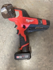 Milwaukee 12v cable cutter