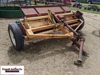 6? Hay Crimper Built by Ray Cunningham and Sons In