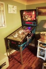 Bram Stoker's Dracula Pinball Machine by Williams