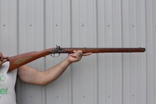 Euro Arms Kentuckian Black Powder Rifle