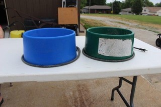 Heated Pet Water bowls