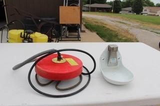 Tank Heater & Waterer