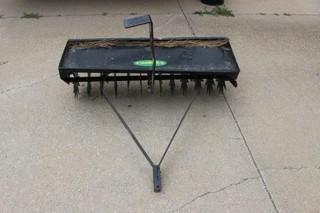 Lawn Slicer/Aerator