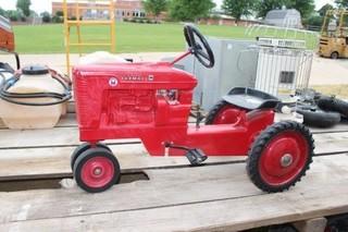 Farmall Peddle Tractor
