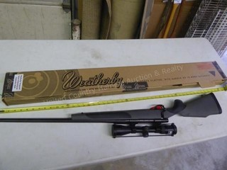 Weatherby Vanguard series 2 - synthetic stock - 30