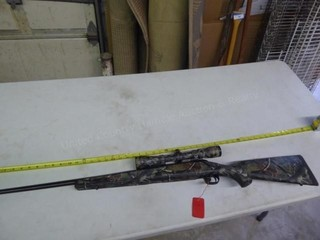 Stevens model 200 - 25-06 Remington w/ Traditions