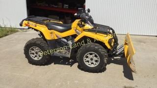 2007 CanAm Outlander 800 ATV