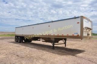 2009 Stoughton 42? grain trailer