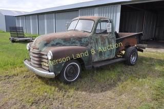 1953 Chevy Pickup