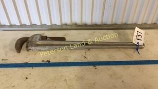 Aluminum Pipe Wrench