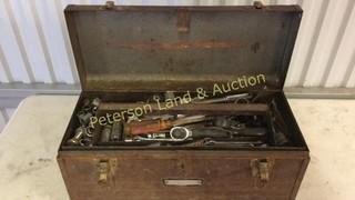 Craftsman Metal Toolbox - Loaded