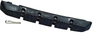Shimano M70R2 Severe Condition V-Brake Pads Pair