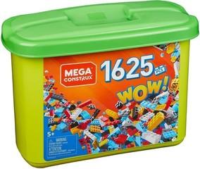 Mega Construx Building Blocks, 1625 Piece