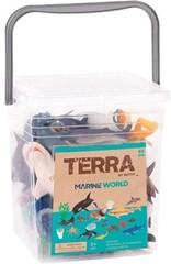 Terra by Battat Marine World 60 Pieces Children's