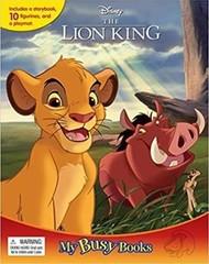 Disney Lion King My Busy Books Board book ? June