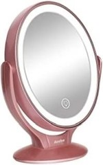 LED Lighted Makeup Vanity Mirror Rechargeable, 1x