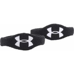 (2) Under Armour UA Performance Wristbands,