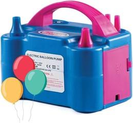 Prextex Portable Balloon Pump Electric Air Blower